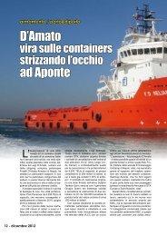 D'Amato ad Aponte - Porto & diporto