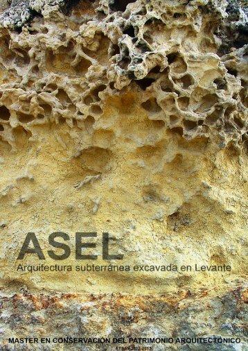 Arquitectura subterránea excavada en Levante