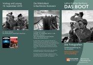 PDF-Flyer zum Rahmenprogramm - Buchheim Museum der Phantasie