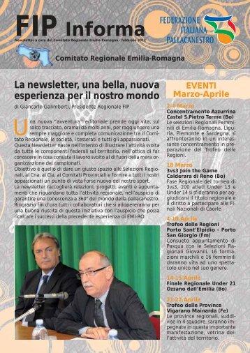 FIP Informa - Federazione Italiana Pallacanestro