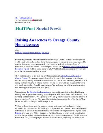The Huffington Post - Ridone