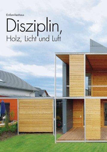 Disziplin, Holz, Licht und Luft - lehmann_holz_bauten