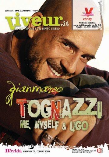 Gianmarco Tognazzi, tutto suo padre - Viveur