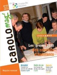 Carolo Mag' février 2010 (pdf - 3,98 Mo) - Ville de Charleville-Mézières
