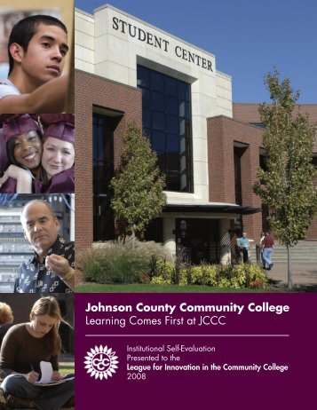 League Reaffirmation - Johnson County Community College