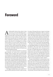 2013 Index of Economic Freedom - Revista Perspectiva