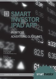 IN ARTICLE ADVERTISING GUIDELINES - Fairfax Media Adcentre
