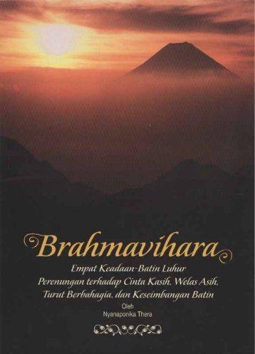 Brahmavihara - Empat Keadaan Batin Luhur - DhammaCitta