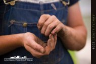 2008 Annual Report - American Farmland Trust
