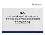 INS 2003-2004