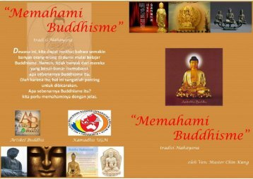 Memahami Buddhisme Tradisi Mahayana - DhammaCitta