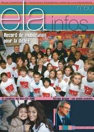 ELA Infos n°60