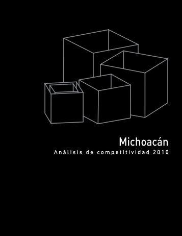 Michoacán - Instituto Mexicano para la Competitividad AC
