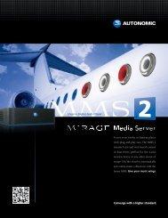 MMS⋅2 (2-source) Specifications (.pdf) - Autonomic Controls
