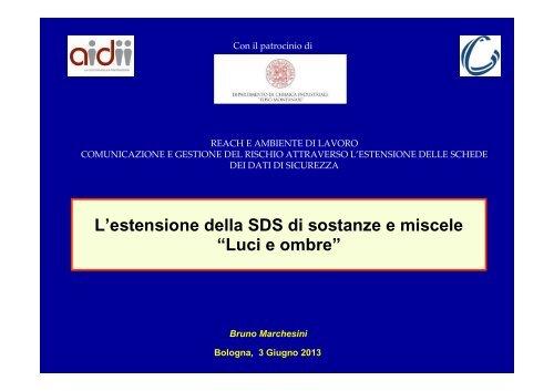 materiale_Marchesini_Bruno - Ordine dei Chimici di Bologna e ...