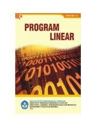 Program Linear - e-Learning Sekolah Menengah Kejuruan