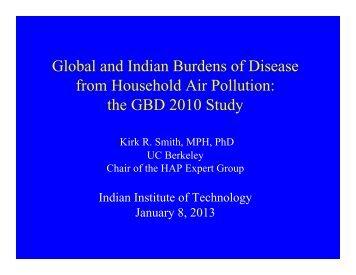 the GBD 2010 Study - Environmental Health Sciences, UC Berkeley ...