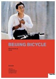 Download Dossier BEIJING BICYCLE - Trigon Film