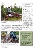 Raus med råd om fornying av eplefelt - Fagbladet Økologisk Landbruk - Page 2