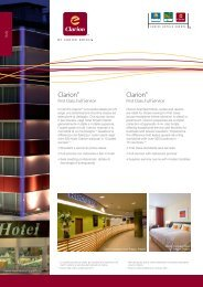 Clarion® Clarion® - Choice Hotels Franchise