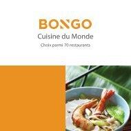 Cuisine du Monde - Weekendesk-mail.com