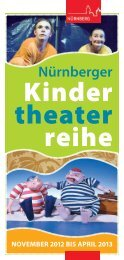 November 2012 bis april 2013 - KUF - Amt  für Kultur und Freizeit
