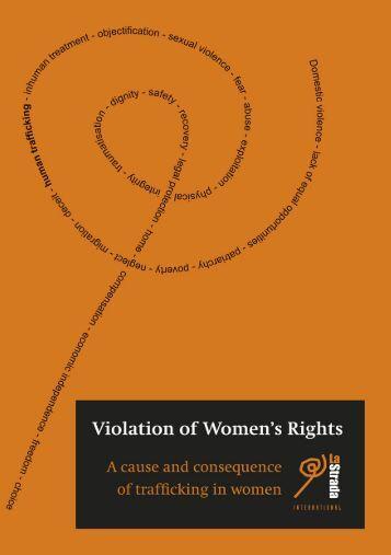 Violation of Women's Rights - La Strada International