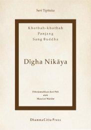Digha Nikaya PDF - DhammaCitta
