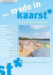Optik Engeln: Sehberatung in Kaarst. - WIRTSCHAFTSMAGAZIN