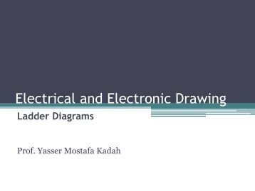 Electrical and Electronic Drawing - Yasser Kadah's Home Page ...