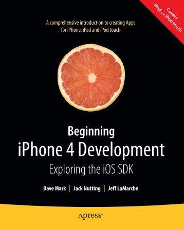 iPhone 4 Development - Parent Directory