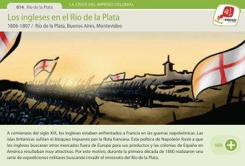 Los ingleses en el Río de la Plata - Manosanta