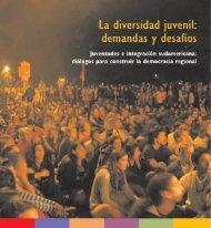 La diversidad juvenil: demandas y desafios - Grupo de Estudios ...