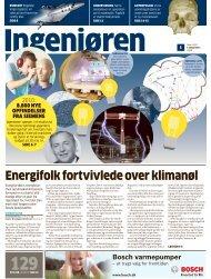 Energifolk fortvivlede over klimanøl - LiveBook