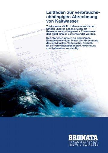 98100 Leitfaden Kaltwasser BMe