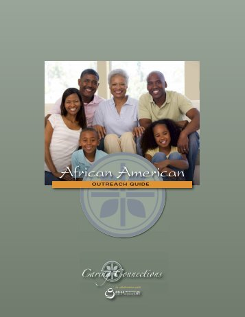 African American Outreach Guide - Caring Connections