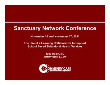 can be viewed here - Community Care Behavioral Health