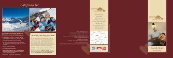 Preisliste Winter 2011/2012 - Hotel Schwarzer Adler in Nauders am ...