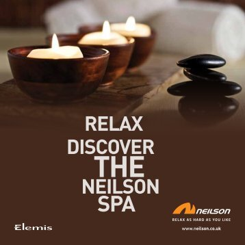 Download our spa brochure here. - Neilson Ski Holidays