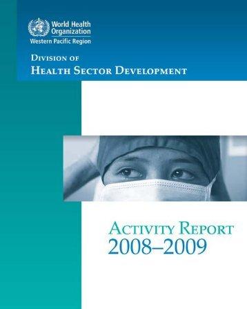 Download PDF - WHO Western Pacific Region - World Health ...