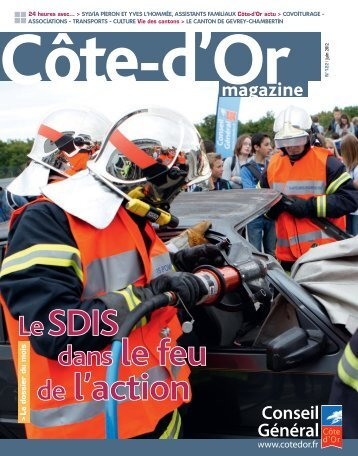 juin 2012 en PDF - Conseil Général de la Côte-d'Or