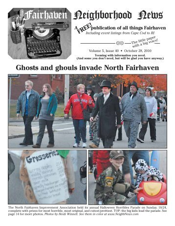 to download a copy of the 10-28-10 issue/Halloween Horribles