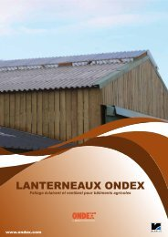 LANTERNEAUX ONDEX - Catalogue - ondex
