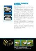 RASENMÄHER ROBOTER - Seite 5