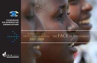 International Development Review the faceof development ...