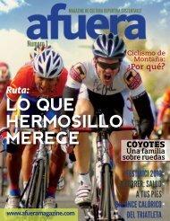 LO QUE HERMOSILLO MERECE Ciclismo de ... - Afuera Magazine