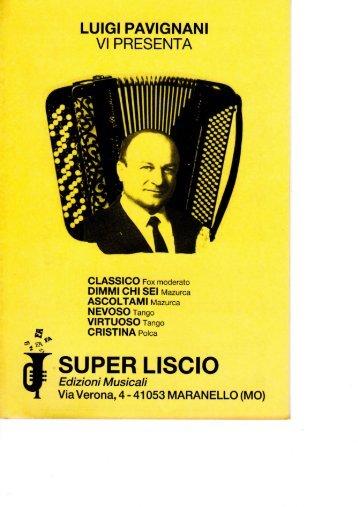 LUIGI PAVIGNANI - FASCICOLO (CLASSICO).pdf - edizioni musicali ...