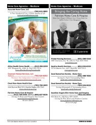 Home Care Agencies - Medicare - Care Options Network