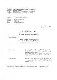Rozhodnutí o výběru nejvhodnější nabídky.pdf - Vězeňská služba ...