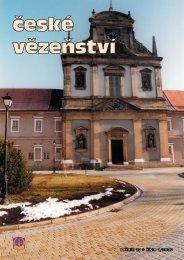 Zprávy - Vězeňská služba ČR